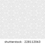 seamless pattern of... | Shutterstock .eps vector #228112063