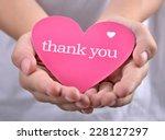 thanksgiving card  | Shutterstock . vector #228127297