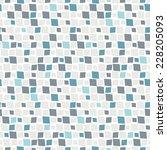 vector seamless pattern. modern ...   Shutterstock .eps vector #228205093