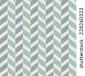 vector vintage retro seamless... | Shutterstock .eps vector #228260323