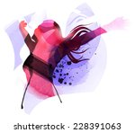 hands up | Shutterstock .eps vector #228391063