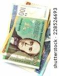 Small photo of lithuanian money litas