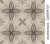 hardwood floor seamless texture ... | Shutterstock .eps vector #228599737