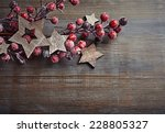 Rustic Christmas Decorations O...