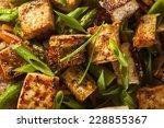 Homemade Tofu Stir Fry With...