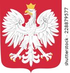 polish eagle | Shutterstock .eps vector #228879577