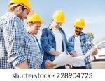 business  building  teamwork... | Shutterstock . vector #228904723