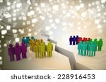 different groups  | Shutterstock . vector #228916453