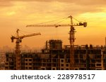 construction site. | Shutterstock . vector #228978517