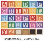 Letter Blocks