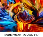 colors of the mind series.... | Shutterstock . vector #229039147