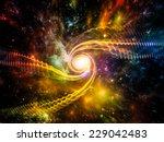Space Vortex Series. Backgroun...