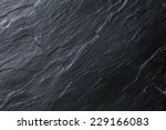 black stone background | Shutterstock . vector #229166083