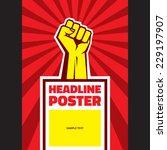 Hand Up Proletarian Revolution...