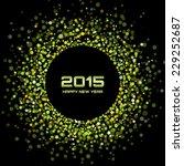Green Bright New Year 2015...