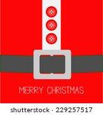 Постер, плакат: Santa Claus Coat with