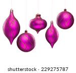 Christmas Decoration Isolated...