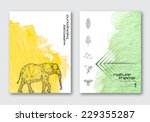 Vector Nature Poster Templates...