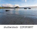 Lofoten Landscape At The...