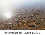 view over the dead sea    from... | Shutterstock . vector #229516777