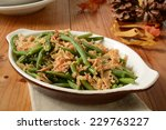 French Cut Green Beans With...