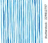 watercolor stripes pattern.... | Shutterstock . vector #229812757