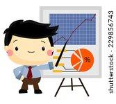 presentation | Shutterstock .eps vector #229856743