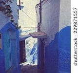 city in morocco | Shutterstock . vector #229871557