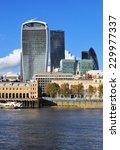 Постер, плакат: LONDON NOVEMBER 1