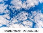 Vivid Image Of Clouds Looking...