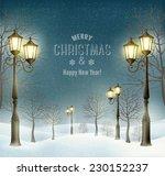 Christmas Evening Winter...