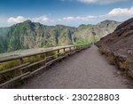 Way Up To Mount Vesuvius ...