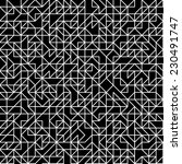 seamless mosaic pattern with... | Shutterstock .eps vector #230491747