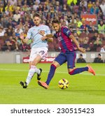 Постер, плакат: Neymar Junior R in
