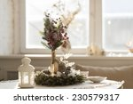 Christmas Interior In Natural...