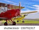 Vintage Aircraft From The Past