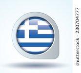flag of greece  vector... | Shutterstock .eps vector #230704777