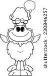 a cartoon illustration of a... | Shutterstock .eps vector #230846257