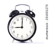 alarm clock  | Shutterstock . vector #231031273