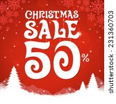 Christmas Sale On Red...