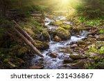 Beautiful Landscape Rapids On ...