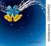 christmas background. vector... | Shutterstock .eps vector #231439453