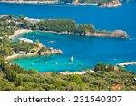 panoramic view of... | Shutterstock . vector #231540307
