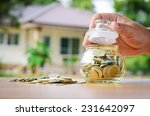 Saving Money For Buy Home...