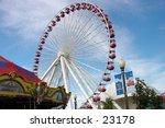 150 feet ferris wheel at the... | Shutterstock . vector #23178