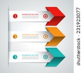 modern minimal arrow... | Shutterstock .eps vector #231923077
