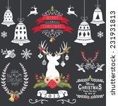 Christmas Chalkboard Collection