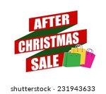 After Christmas Sale Banner...