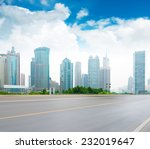the century avenue of street... | Shutterstock . vector #232019647