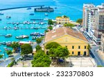 Aerial View Of Salvador In...